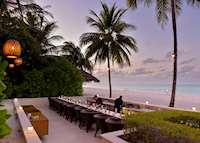 Koko Grill, Conrad Rangali Island & Resort, Maldive Island