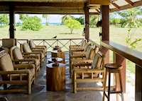 Bar and restaurant, Bird Island Lodge , Bird Island