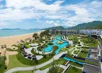 Aerial View, Angsana Lang Co, Lang Co