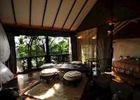 Seaview plunge pool sarang villa, JapaMala, Tioman Island