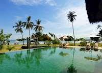 Bale Kokok Pletok, Tugu Lombok, Sire Beach
