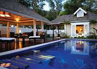 Two Bedroom Double Pool Villa, Banyan Tree Seychelles, Mahe