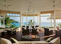 Le Varangue Bar & Lounge, Banyan Tree Seychelles, Mahe