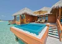 Sunrise Ocean Pool Villa, Huvafen Fushi,Maldive Island