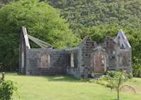 Cottle Church, Nevis, Saint Kitts & Nevis