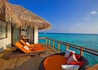 Water villa, Velassaru Island, Maldive Island