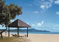 Beach, Shangri-La's Rasa Ria Resort, Kota Kinabalu