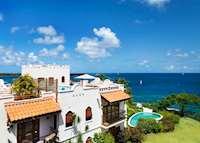 Cap Maison, Saint Lucia