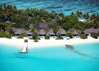 Beach Villas with Pool, Velassaru Island, Maldive Island
