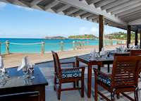Sea Grape Restaurant, Galley Bay Resort & Spa, Antigua