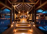 Lobby, Constance Ephelia Resort, Mahe