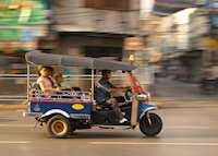 Tuk-Tuk, Bangkok