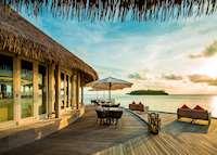 Tai, COMO Maalifushi, Maldive Island
