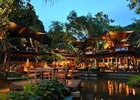 Restaurant, The Tubkaak Resort, Krabi