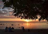 Sunset, Shanti Maurice, Mauritius