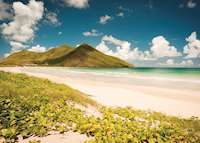 Sandy Bank Bay, Saint Kitts & Nevis