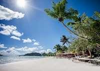Beach, Paradise Sun, Praslin