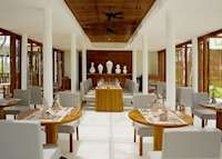 Ficus Restaurant, Sarojin, Khao Lak