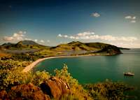 Coastline, Saint Kitts & Nevis