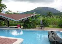 Arenal Springs Hotel, Volcan Arenal