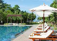 Wellness Pool, Layana Resort & Spa, Koh Lanta