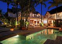 Pool at 20 Degrees South, Mauritius