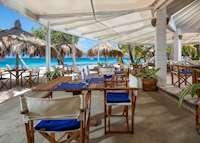 Sunset Restaurant, Palm Island Resort & Spa, Palm Island