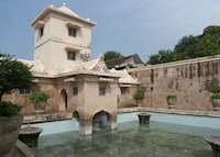Water Palace/Tamansari - Yogyakarta old town