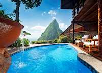 Suite, Ladera, Saint Lucia