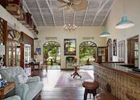 Reception, Bequia Beach Hotel, Bequia