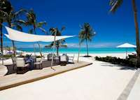 Blu restaurant, Niyama, Maldive Island
