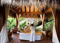 Spa at Maia Resort, Mahe