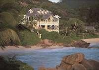 Main Building at Banyan Tree, Seychelles