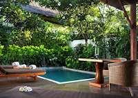 Private Plunge Pool Viila, The Samaya, Seminyak