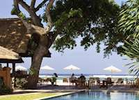 Swimming Pool, Tandjung Sari, Sanur