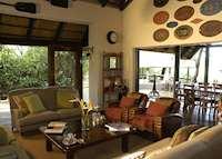 Selati Lounge area. Sabi Sabi - Selati Lodge, The Sabi Sand Wildtuin