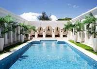 Spa pool at Baraza, Zanzibar Island