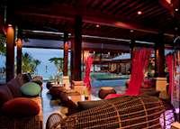 Wine Lounge at the Rasananda