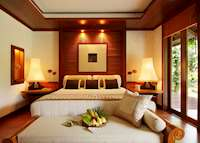 Bumbung room, Tanjong Jara Resort, Kuala Dungun