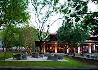 Garden, Cinnamon Lodge, Habarana