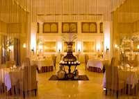 Sultan's Table restaurant, Baraza, Zanzibar Island