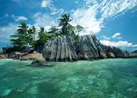St Pierre Island, off the coast of Praslin Island