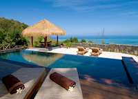 Sea View Pool Suite, Lakaz Chamarel, Mauritius West Coast