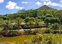Lakaz Chamarel, Mauritius West Coast