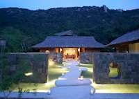 Spa Reception, Six Senses Ninh Van Bay