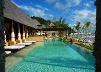 Swimming Pool, Gaya Island Resort, Gaya Island