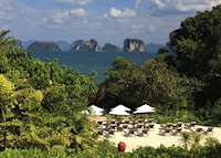 Beach, Six Senses Yao Noi