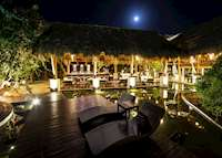 Restaurant, Jungle Beach, Trincomalee