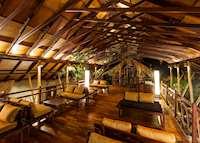 The lounge, Jungle Beach