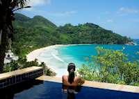 Intendance Pool Villa, Banyan Tree Seychelles, Mahe